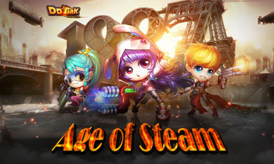 DDTank Announces Update 8.3:Age of Steam