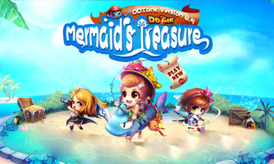 DDTank Announces Update 8.5:Mermaid's Treasure
