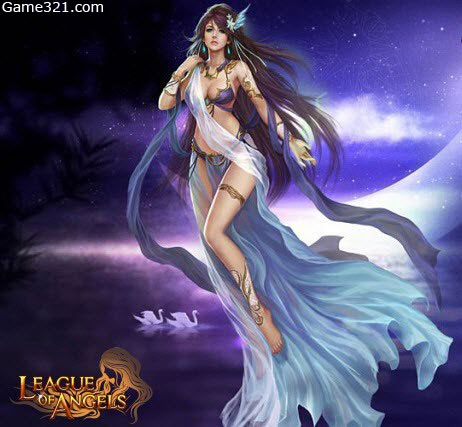 League of Angels Official Site-Step Into An Charming Trip With Angels-League of Angels
