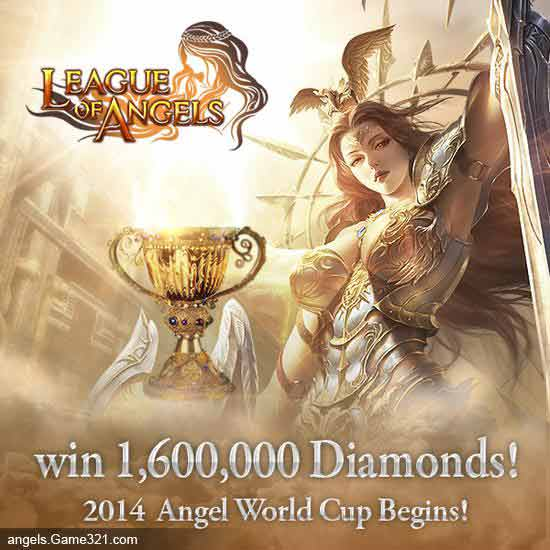 League of Angels Official Site-Carry your angel into battel!-League of Angels
