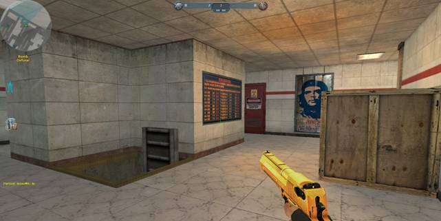 FPS Game, 3D FPS, Global Strike, Dust2