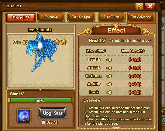 DDTank - Dragon is coming! Be the redeemer of the land!