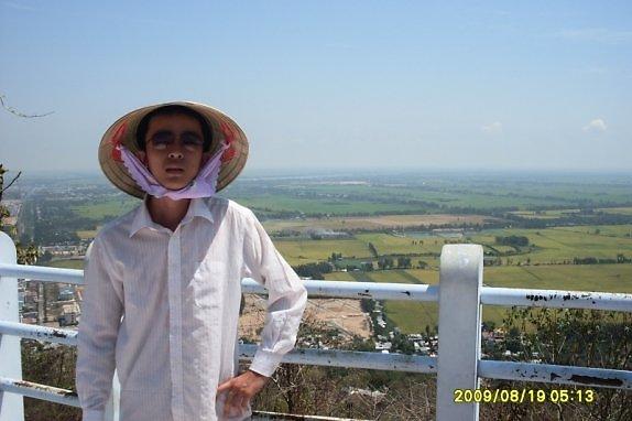 Trip in Nui Sam - Viet Nam