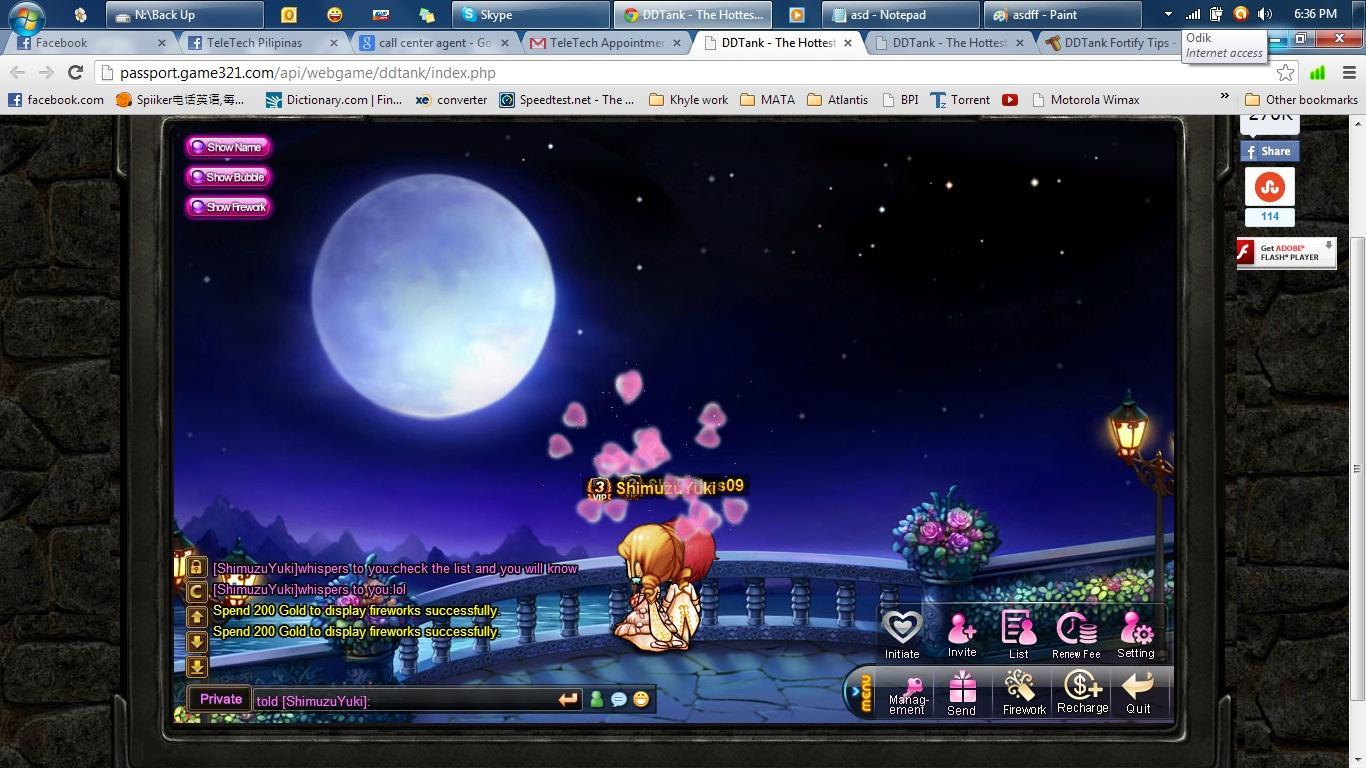Moon Gaze
